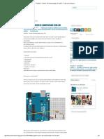 Projeto 5 - Sensor de luminosidade com LDR ~ Faça com Arduino !