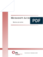 Manual Microsoft Access 2007