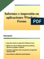 13.- Informes e Impresion en Aplicaciones Windows Forms