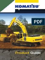 Komatsu Product Guide (1)