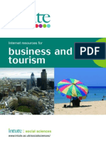 Business and Tourism