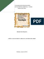 Modelo de Projeto de Pesquisa Exemplo (2)