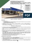 HU UFTM 2013 IADAS105 Enfermeiro - Assistencial