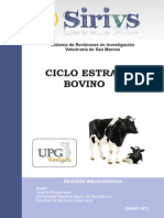 Articulo Ciclo Estral Bovino Rivadeneira