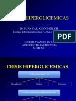 Crisis Hiperglicemicas Junio 2011