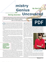 Biochemistry Genius Uncovered