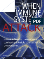 Immune System Attacks