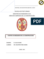 La Ley de Contrataciones