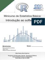 Minicurso de Estatistica Basica - Introducao Ao Software R