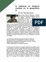 Renán Vega Cantor - Colombia en la geopolítica imperialista