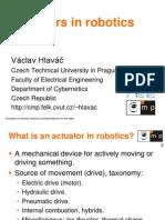 060 Actuators for Robots