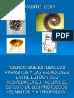 Parasitologia Tema 1