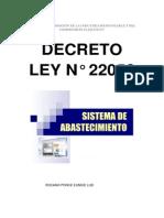 Decreto Ley N_ 22056