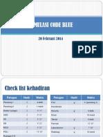Code Blue Print