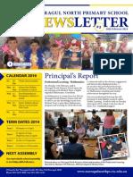 WNPS Newsletter