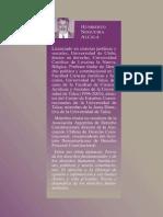 Constituciones Iberoamericanas. CHILE - Humberto Nogueira Alcalá