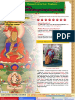 Lake of Lotus(18)-The Contemporary Mahasiddha With Many Prop