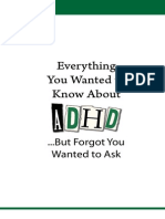 Ebooksclub.org Everything You Wanted to Know About ADHD but Forgot You Wanted to Ask