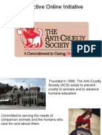 Anti Cruelty Society