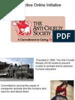 Anti Cruelty Society