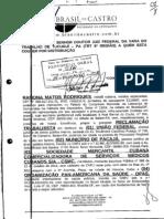 Trabalhista - Inicial - RT - Médico Cubano - Programa Mais Médicos