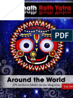 Jagannath Rath Yatra-Around the World