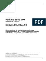 Perkins Serie 700