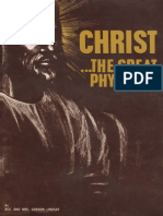 Christ - The Great Physician - Gordon Lindsay