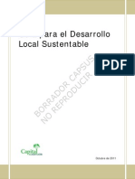Guia Desarrollo Sustentable Local