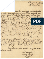 letters to rosalie