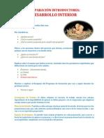1. Introducci+¦n - Desarrollo Interior