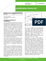 protein crystals starter kit