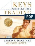 Jared Martinez - 10 Keys to Successful Forex Trading
