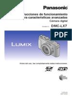 Manual Lx7