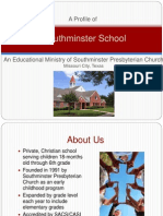 southminster school profile