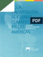 Adaptación al cambio climático en las Amer