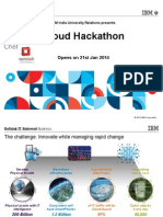 IBM India UR Cloud Hackathon