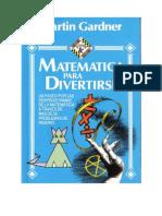 Matematicas Para Divertirse