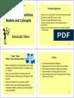 02 ECS Lect eCommerce Business Models Concepts