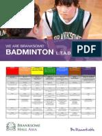 ltad badminton poster
