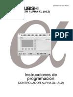 manual alpha español