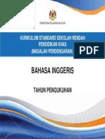 KSSR_ThnP_Dokumen Standard Bahasa Inggeris Thn. Pengukuhan
