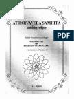 Atharvaveda Samhita [English]