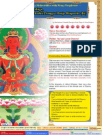 Lake of Lotus(21)-The Contemporary Mahasiddha With Many Prophecies-Our Lord of Refuge, His Holiness Chadral Sangye Dorje Rinpoche (16)-Concluding Remarks(2)-By Vajra Master Yeshe Thaye and Pem