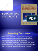 Janda.chapter 16, Equality and Civil Rights