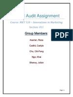 NIKE - Brand Audit