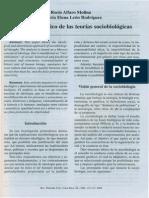 Analisis Ideologico de Las Teorias Sociobiologicas
