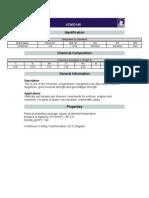 Datasheet-42CrMo4
