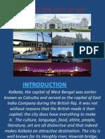 Kolkata-The City of Joy