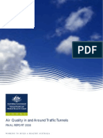NHMRC 2008 Final Report - Air Quality in and Around Traffic Tunnels